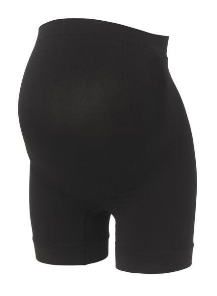zwangerschapsboxer zwart S - 21500261 - HEMA