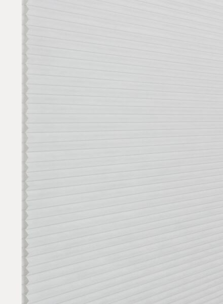 plissé dubbel lichtdoorlatend / gekleurde achterzijde 25 mm - 7430011 - HEMA