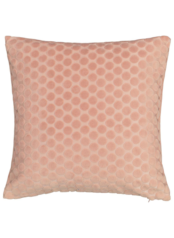 HEMA Kussenhoes – 40×40 – Velours – Roze (roze)