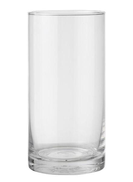vaas - 11 x Ø 11 cm - transparant - 13391002 - HEMA