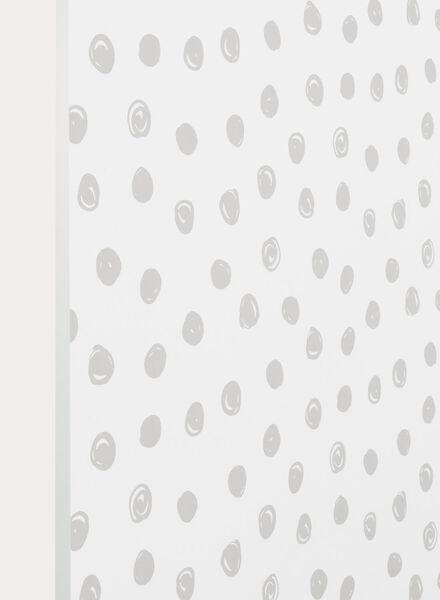 rolgordijn dessin lichtdoorlatend blauw - 1000016200 - HEMA