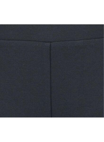 damesbroek bootcut zwart zwart - 1000015461 - HEMA