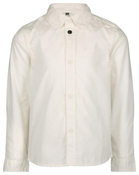 kinderoverhemd wi wi - 1000021896 - HEMA