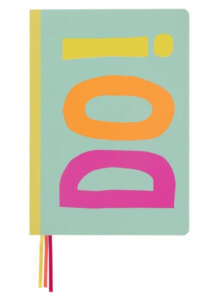 notitieboek A5 gelinieerd - 14522334 - HEMA