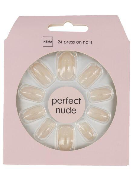 kunstnagels - perfect nude - 11249043 - HEMA