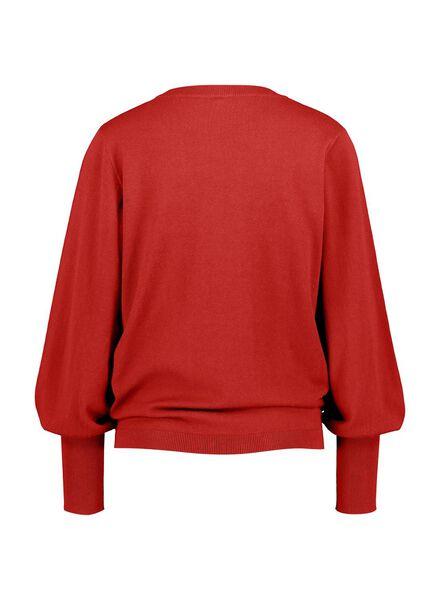 damestrui rood rood - 1000014333 - HEMA