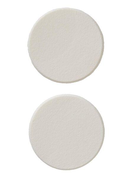 2-pak make-up sponsjes - 11200032 - HEMA