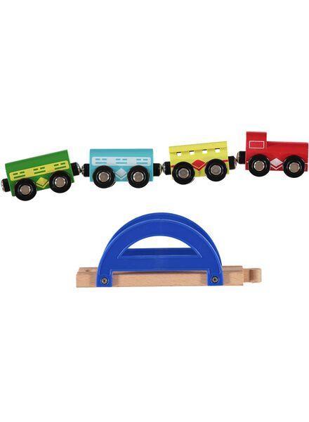 treinset hout - 15120031 - HEMA