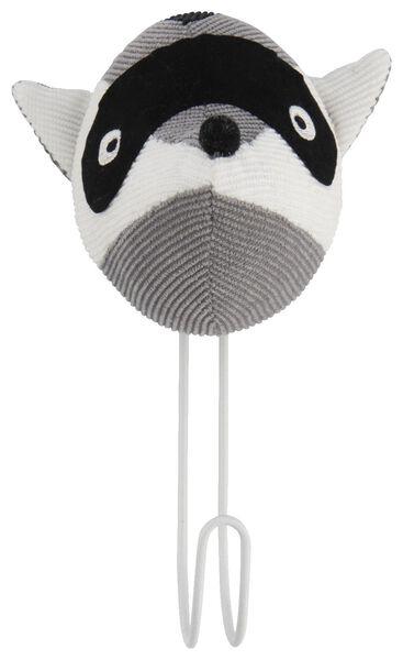 wandhaak 17 cm - wasbeer - 13222064 - HEMA