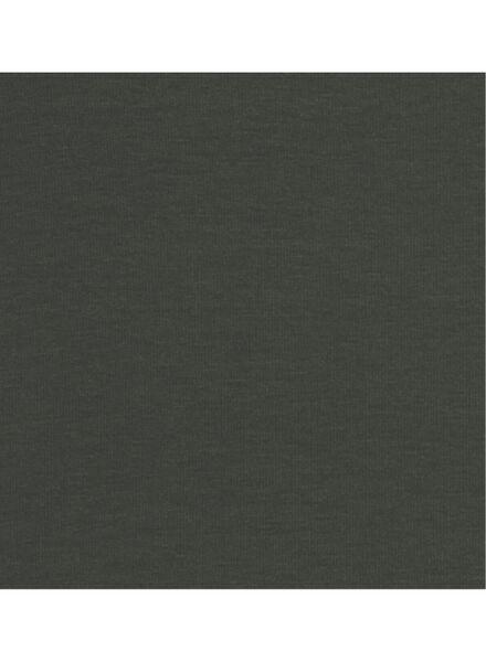 dames t-shirt legergroen legergroen - 1000004994 - HEMA