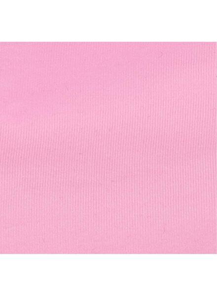 kinder softtop naadloos roze - 1000008540 - HEMA