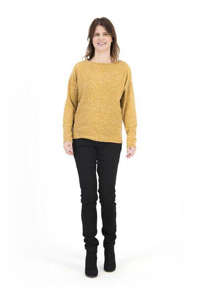 damestrui geel geel - 1000018134 - HEMA