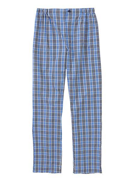 herenpyjama blauw blauw - 1000002991 - HEMA