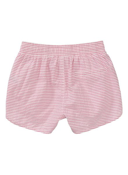 kindershort roze roze - 1000013106 - HEMA