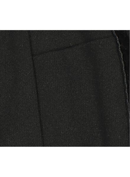 kindertregging zwart zwart - 1000013525 - HEMA