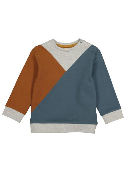 babysweater bruin bruin - 1000014258 - HEMA