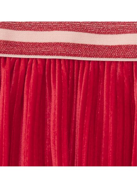 kinderrok rood rood - 1000010712 - HEMA
