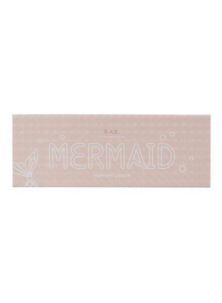 B.A.E. highlight palette 01 mermaid - 17720010 - HEMA