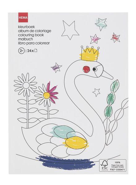 kleurboek - 15910134 - HEMA