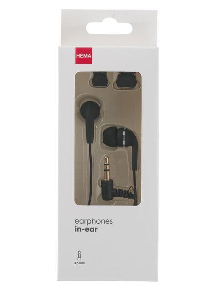 oortelefoon in-ear - 39630077 - HEMA
