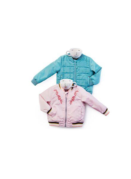 baby bomber roze roze - 1000003679 - HEMA