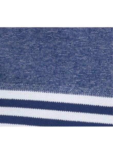 tiener softtop naadloos blauw blauw - 1000002539 - HEMA