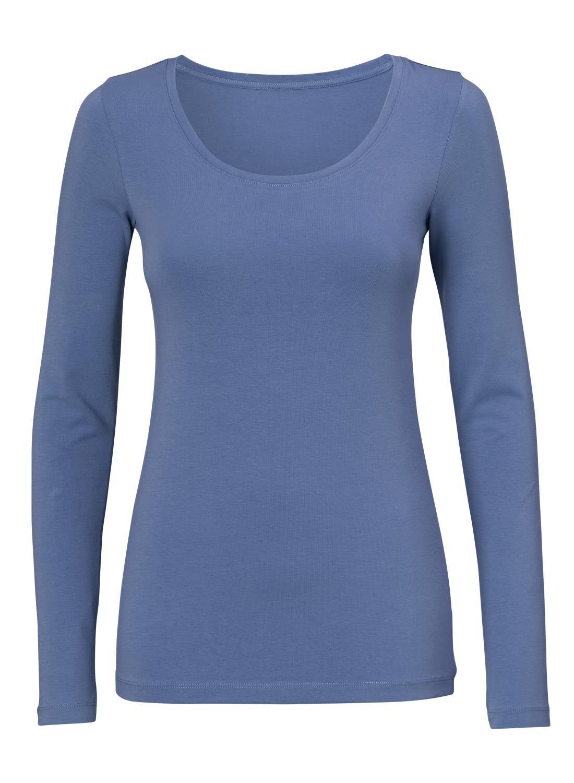 1000005239 Blauw Biologisch Dames T Hema Katoen Shirt Afbeeldingen ZUFxqZ
