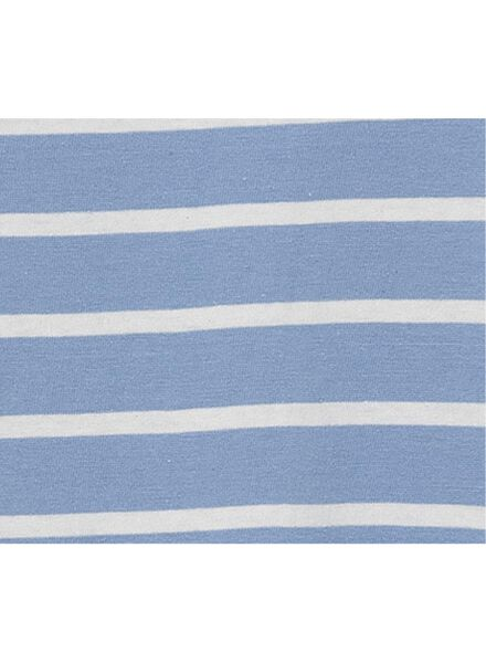 dames nachthemd felblauw felblauw - 1000008528 - HEMA