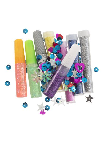 glitter knutselzakje - 15990340 - HEMA