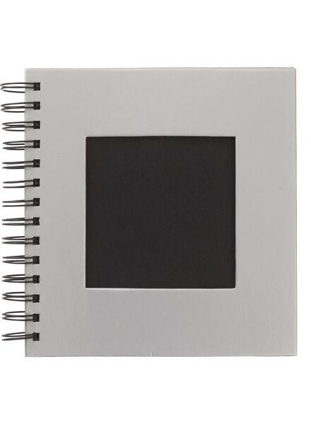 fotoplakboek - 19 x 20 cm - 14632023 - HEMA