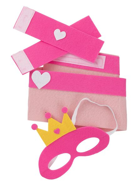 verkleedset prinses - 15122251 - HEMA
