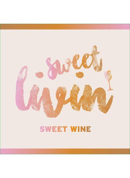 sweet livin' - 17370230 - HEMA