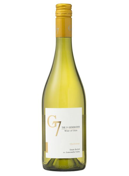 G7 chardonnay -  wit - 17370022 - HEMA