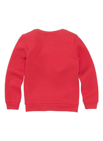kindersweater rood rood - 1000011338 - HEMA