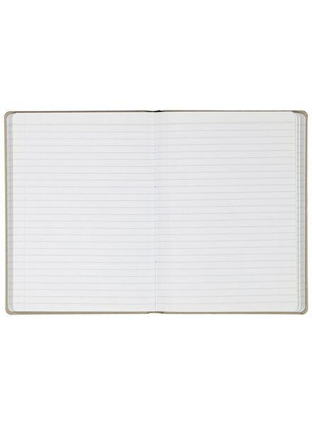 notitieboek A5 - gelinieerd - 14122269 - HEMA