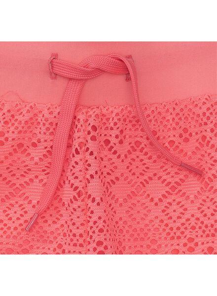 kindershort roze roze - 1000011591 - HEMA