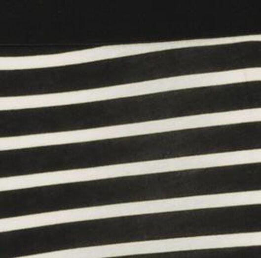dameslegging - mini-me zwart/wit zwart/wit - 1000019359 - HEMA