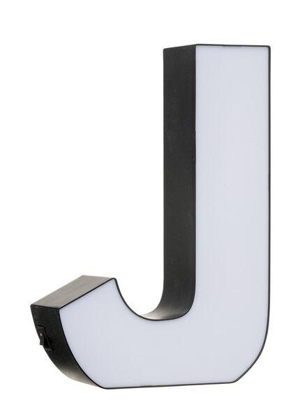 lichtbox letter J - 60120181 - HEMA