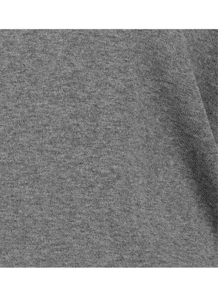 damestrui grijsmelange grijsmelange - 1000014334 - HEMA