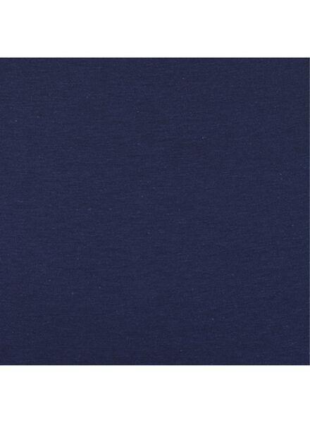 dameshemd katoen donkerblauw donkerblauw - 1000011745 - HEMA