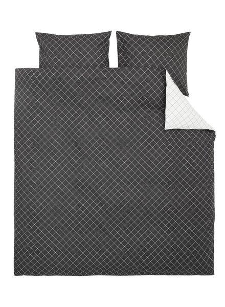 soft cottton dekbedovertrekset 200 x 200 cm - 5720054 - HEMA
