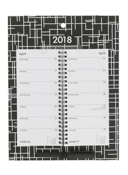 weekkalender 2018 - 14640040 - HEMA
