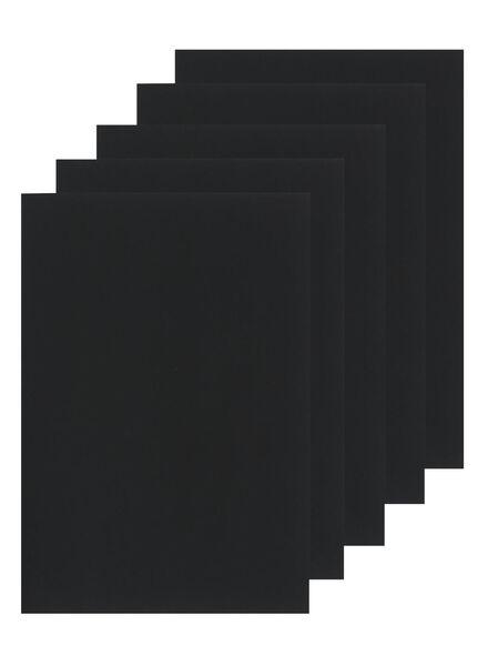 schriften A4 gelinieerd - 5 stuks - 14522533 - HEMA