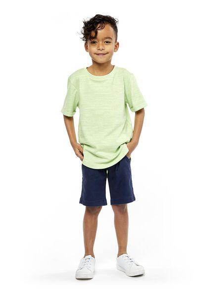 kinder t-shirt groen groen - 1000018866 - HEMA