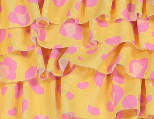 kinderbikini geel geel - 1000018217 - HEMA