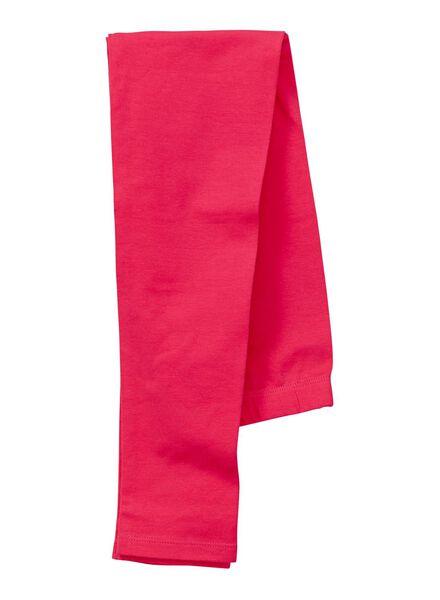 meisjeslegging roze roze - 1000006281 - HEMA