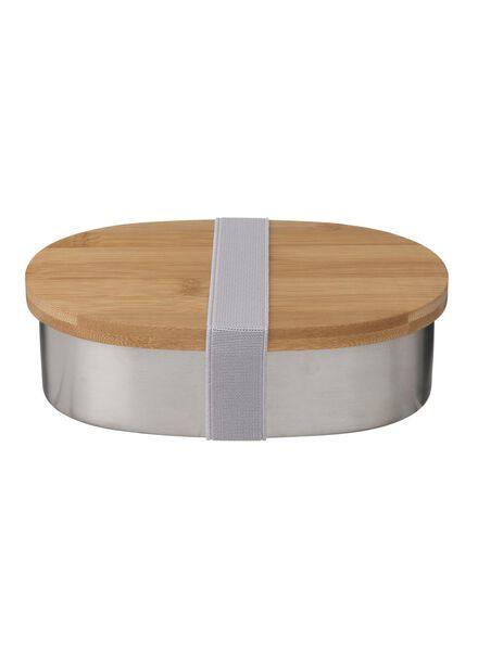 lunchbox met snijplank - 60020043 - HEMA