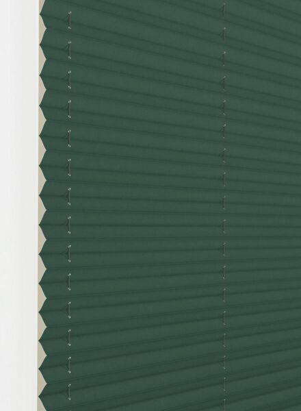 plisségordijn uni lichtdoorlatend 20 mm - 7430072 - HEMA