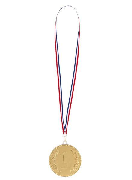 chocolade medaille 58 gram - 10059500 - HEMA