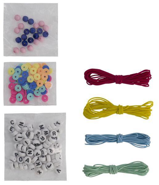 naamarmbandjes maken - 15900025 - HEMA
